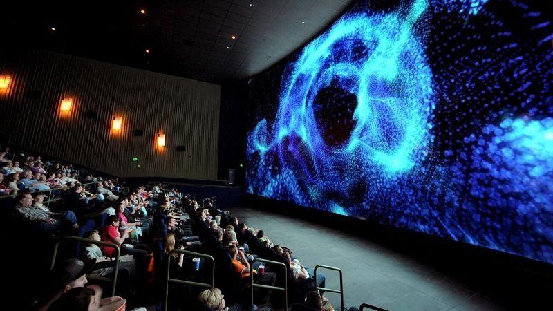IMAX Technology Equipment.