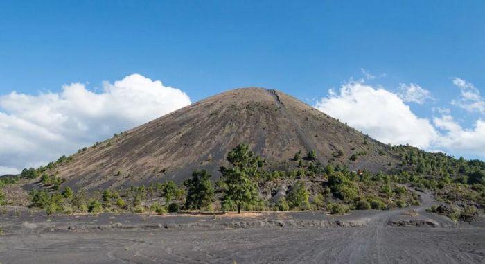 Парикутин – молодой вулкан