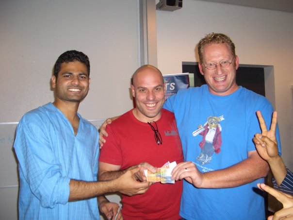 A tradition which I am proud of - MSA Sports Quiz, Lausanne (July 2009)