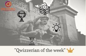Qwizzeria Weekly Challenge #12