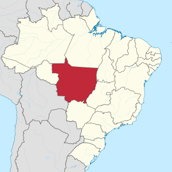 Photo of Mato Grosso in Brazil