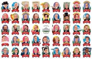 Quiz on American Presidents