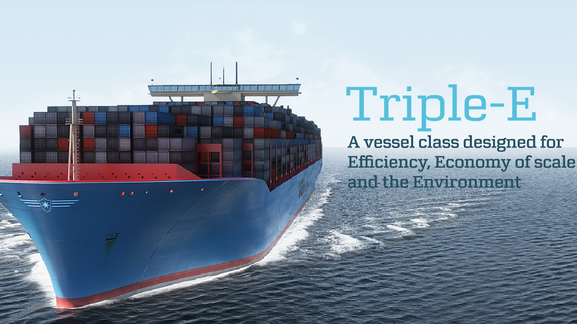 The largest container ships ever will start chugging this ...
