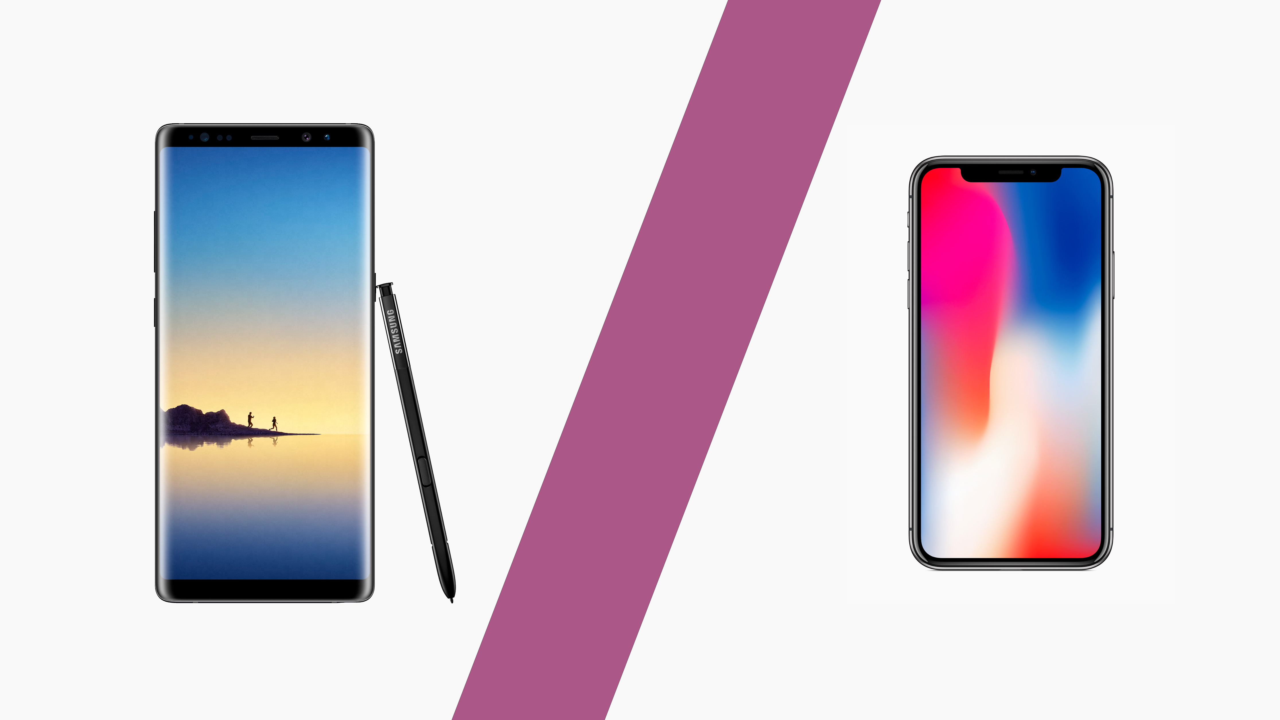 The Samsung Note 8 or the iPhone X: Which phone is better ...