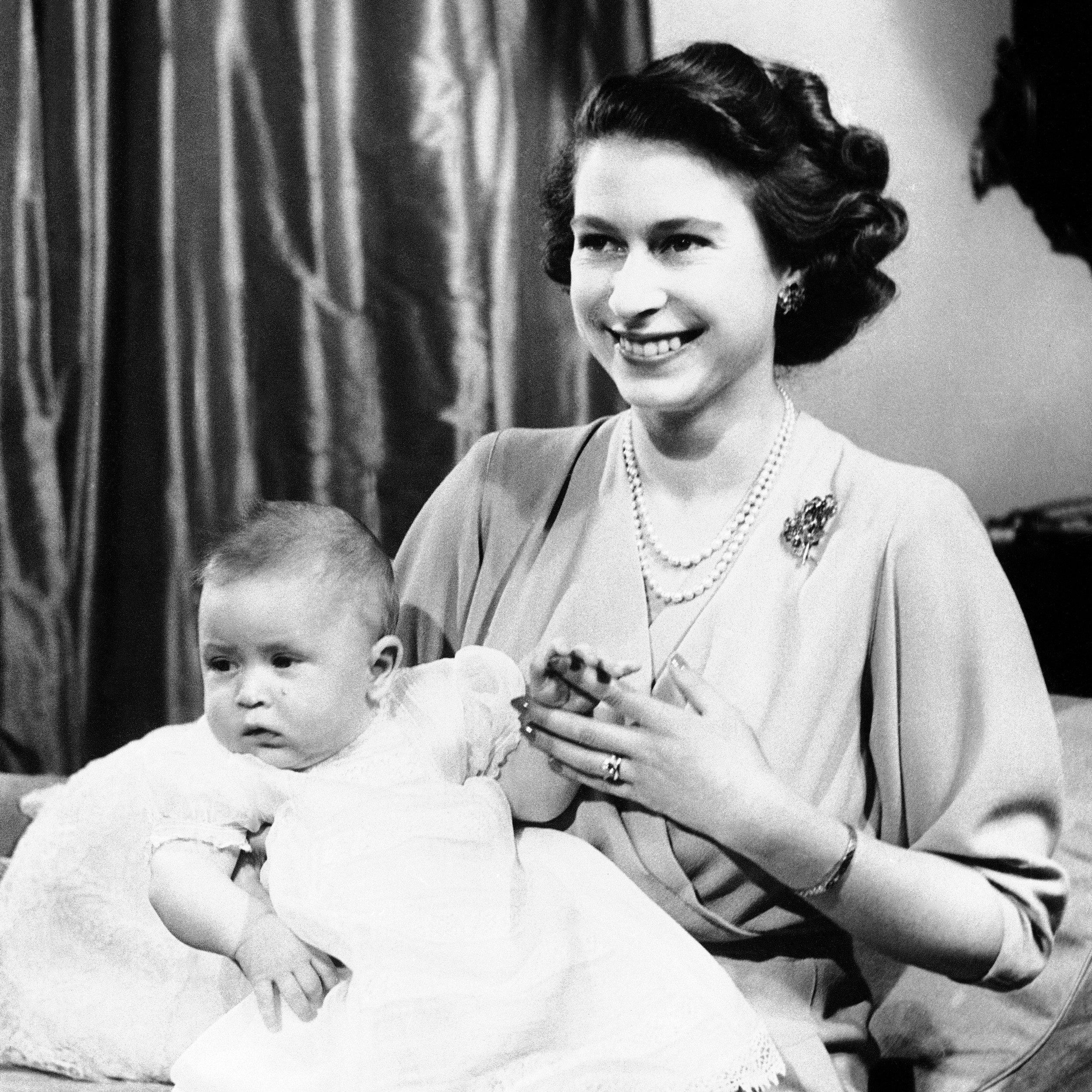 The Queen's birthday: Queen Elizabeth II's life in photos ...