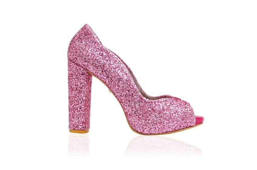 Lola Pink glitter RP LR