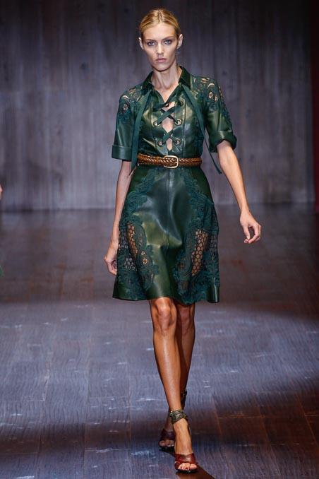 Gucci Spring 2015 Milan Fashion Show