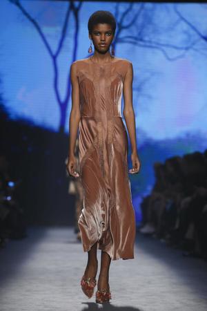 Alberta ferretti fall 2016 milan fashion week show for Milan show 2016