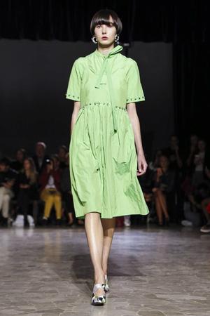 Arthur Arbesser Spring 2018 Milan Fashion Week Show