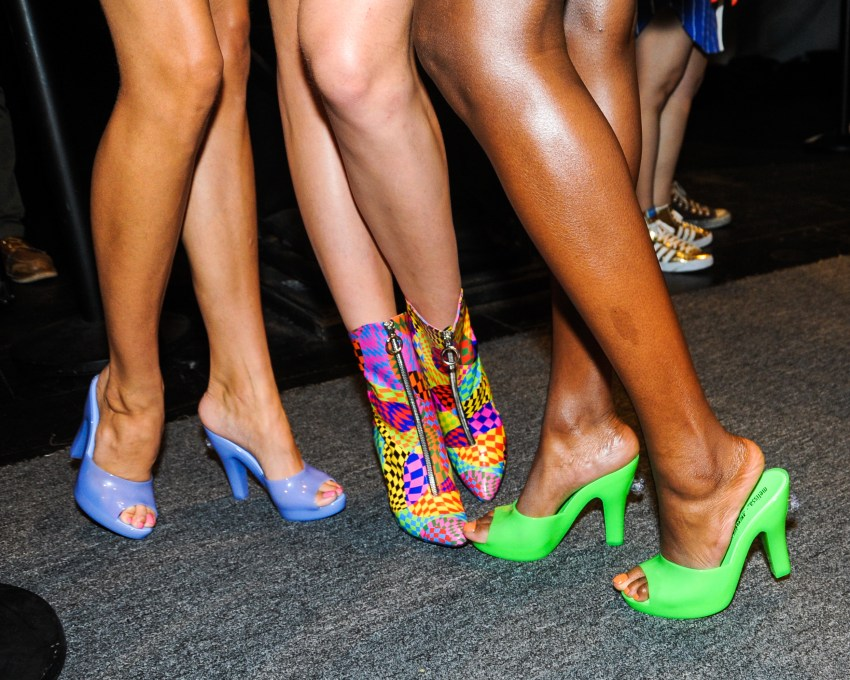 JEREMY SCOTT SS16: PRESENTING MELISSA SHOES