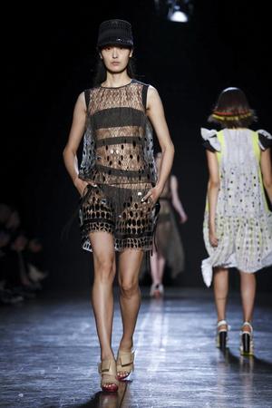 Byblos Spring 2018 Milan Fashion Week Show