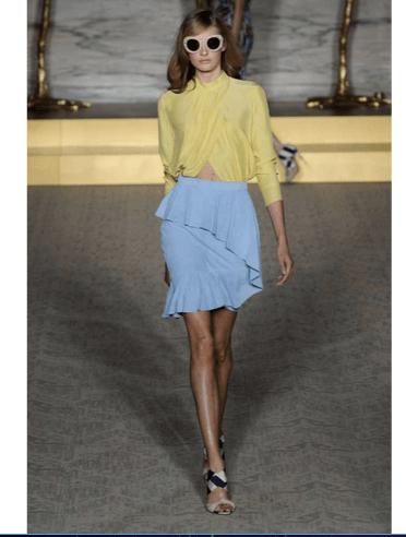 Matthew Williamson Spring 2015 London Fashion Week Show