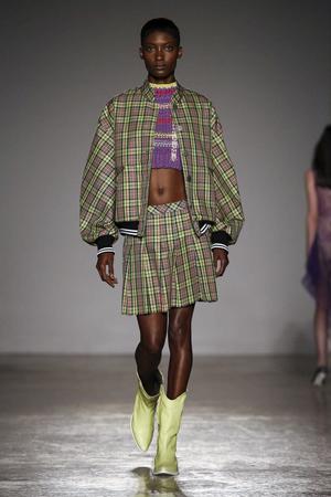 Cristiano Burani Spring 2018 Milan Fashion Week Show
