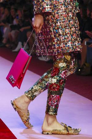 Dolce & Gabbana Spring 2018 Milan Fashion Week Show