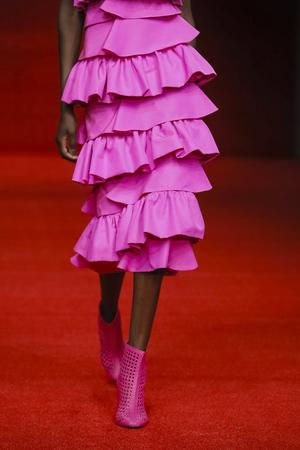 Emilio de la Morena Fall 2018 London Fashion Week Show.