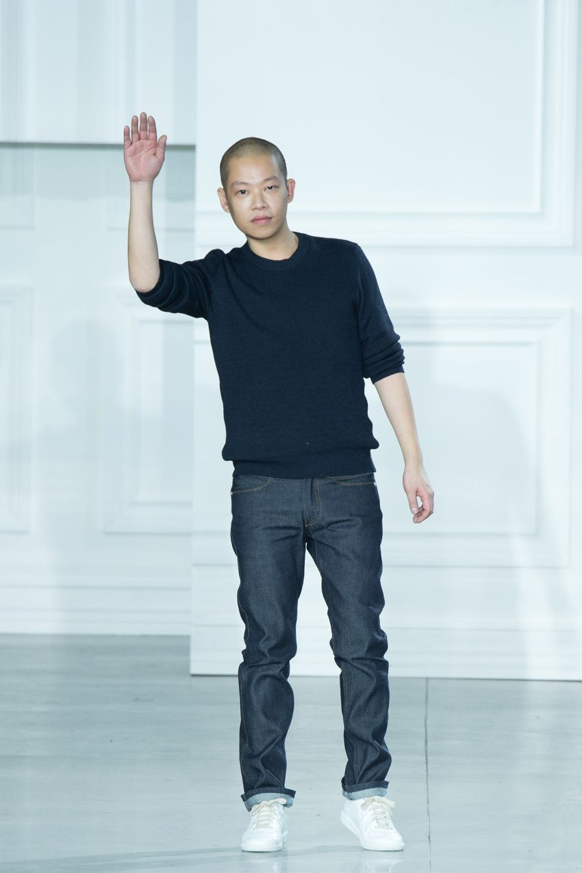 Jason Wu Fall 2015 New York Fashion Week Show