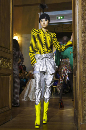Ronald van der Kemp Fall 2017 Couture Week