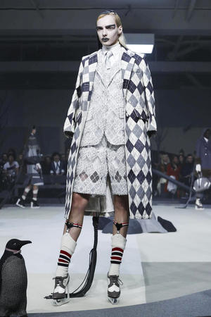 Thom Browne Fall 2017 NYFW
