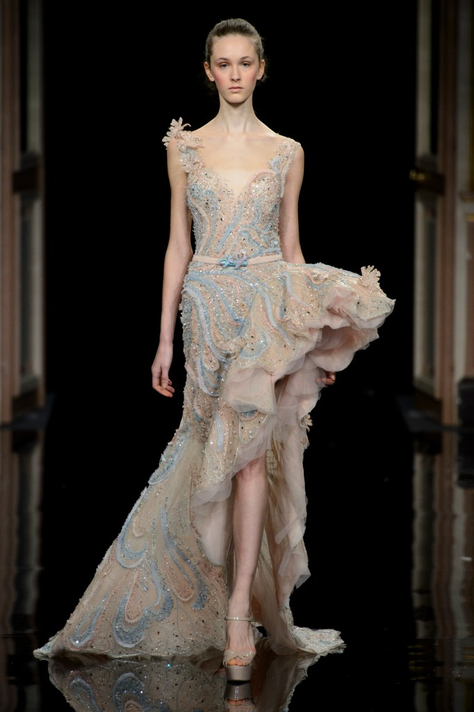 Ziad Nakad Spring 2017 Haute Couture Collection