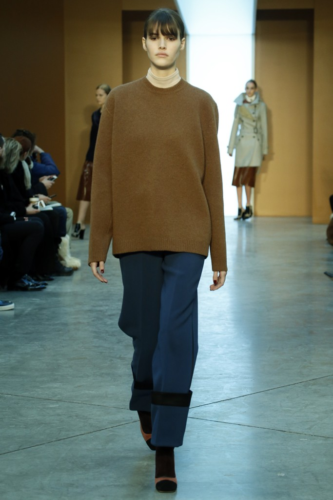 Derek Lam Fall 2015 New York Fashion Week Show