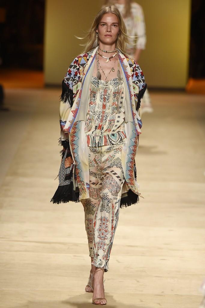 Etro Spring 2015 Milan Fashion Show