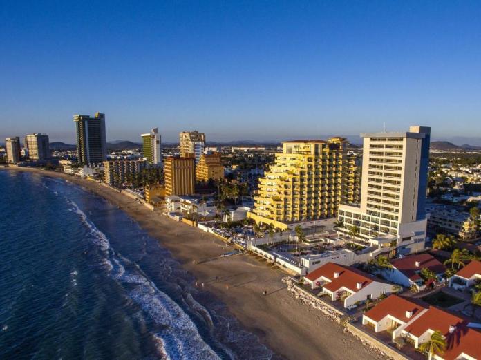 Ocean View Beach Hotel, Mazatlán, Mexico - Booking.com