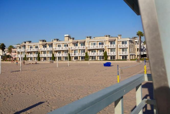 Hotel Beach House At Hermosa