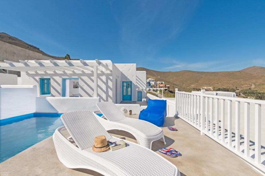 Aegean Sea Villas