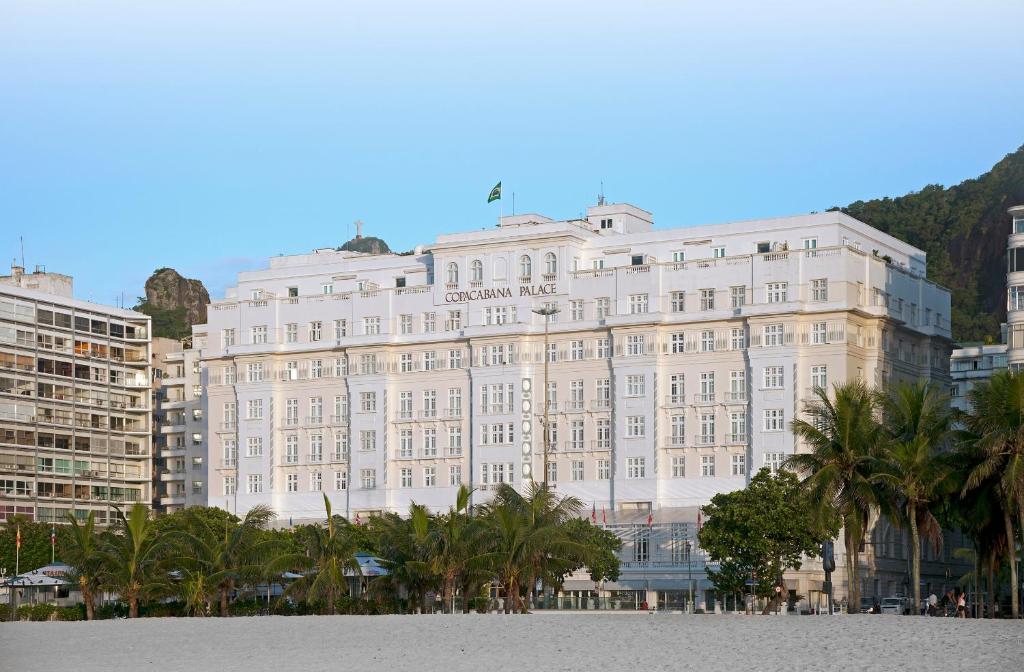 Belmont Copacabana Palace - Copacabana RJ
