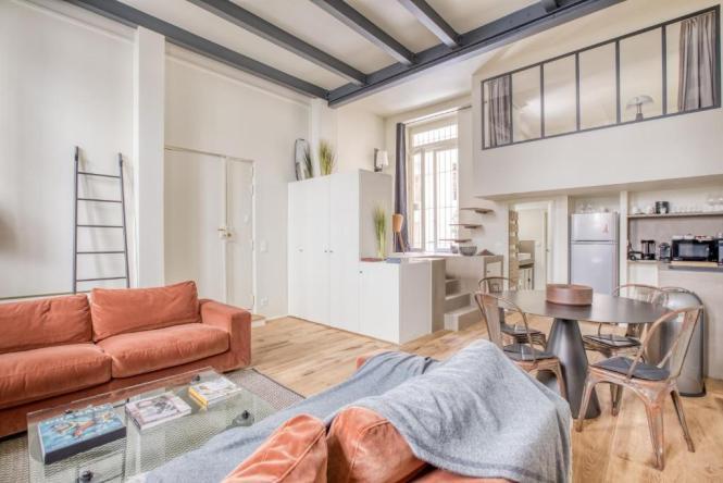 Apartment Amazing 65sqm Flat Style Loft