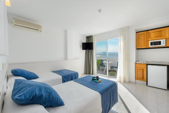 Apartamentos Panoramic Ibiza Town