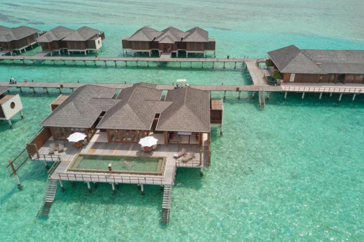 Парадайз Айленд Мальдивы