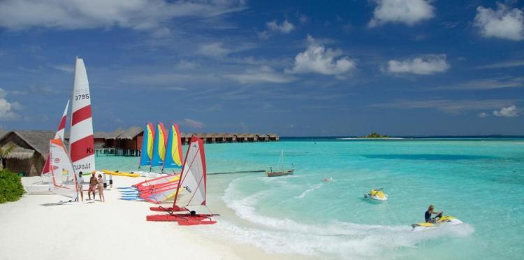 Отели для отдыха с детьми на Мальдивах