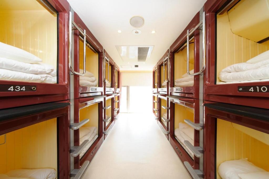 Oak Hostel Cabin