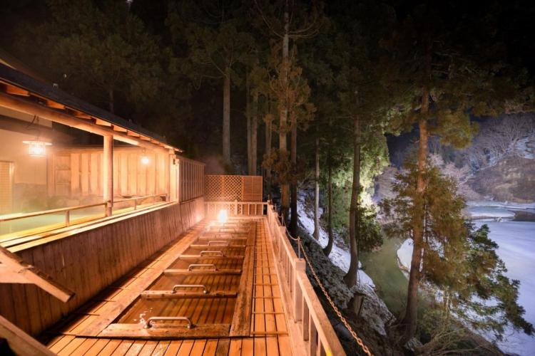 Onsen resort Ginzan-so