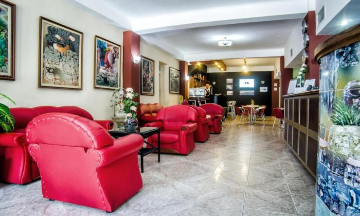 호텔 캐리비안 로비