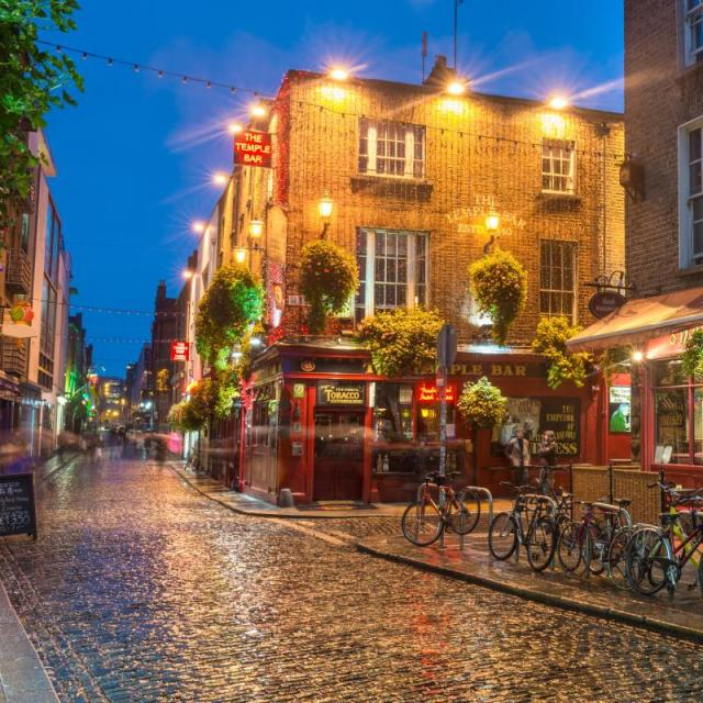 Best Hotels in Dublin Ireland
