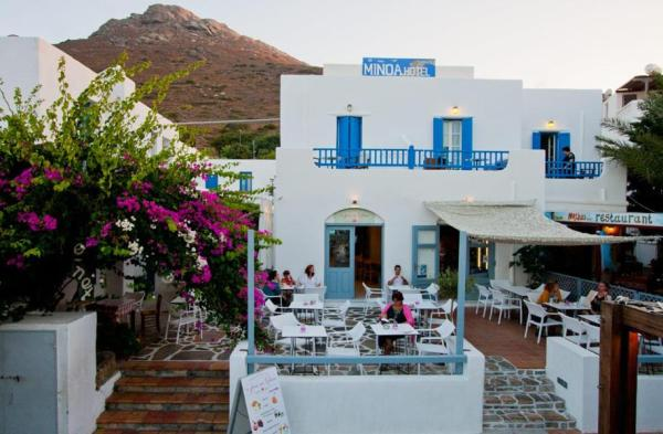 Hotel Minoa (Grécia Katápola) - Booking.com