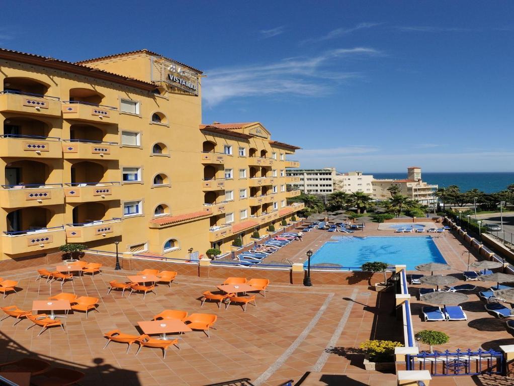 Apartment Vistamar Benalmdena Spain