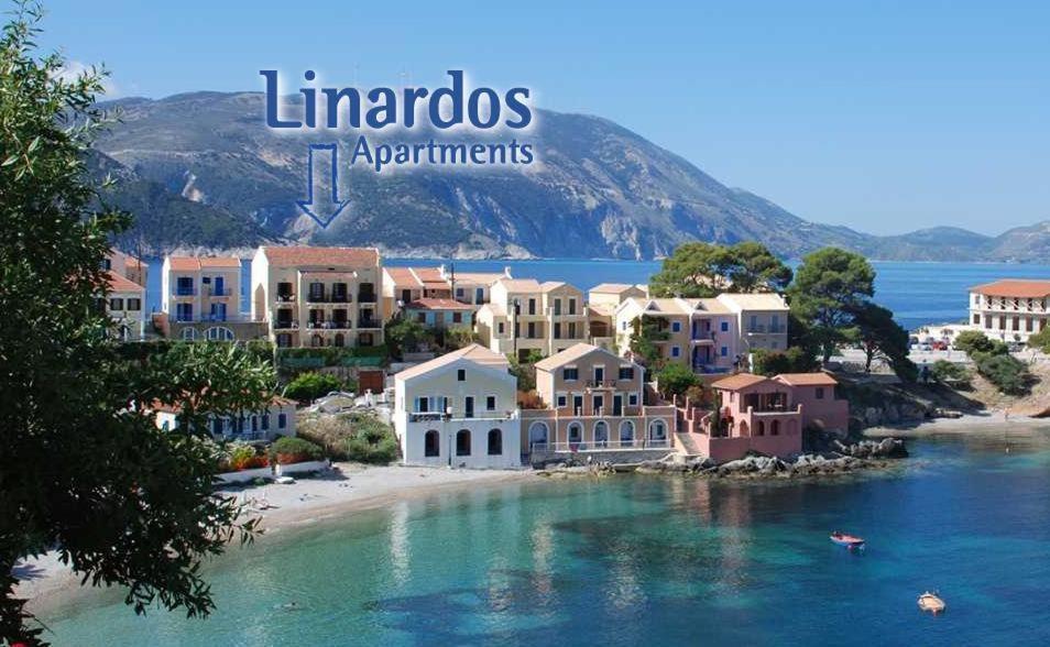Linardos Apartments Assos Kefalonia