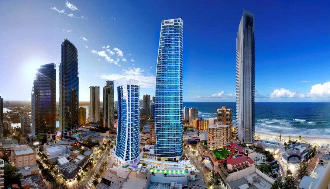 نتيجة بحث الصور عن BOOKING Hilton Surfers Paradise