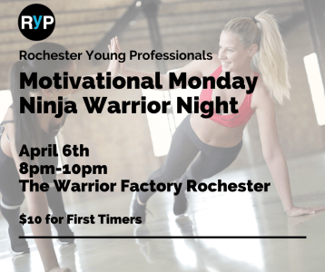 Ninja Warrior Event Details