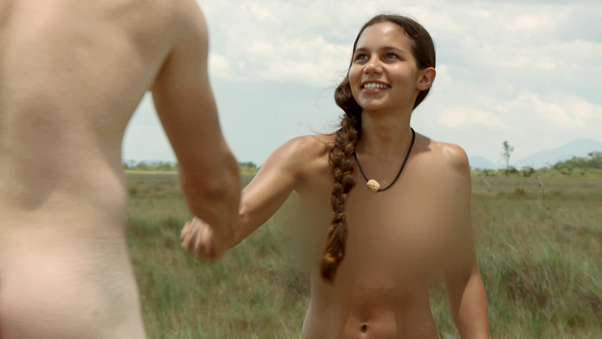 naked and afraid nude pics