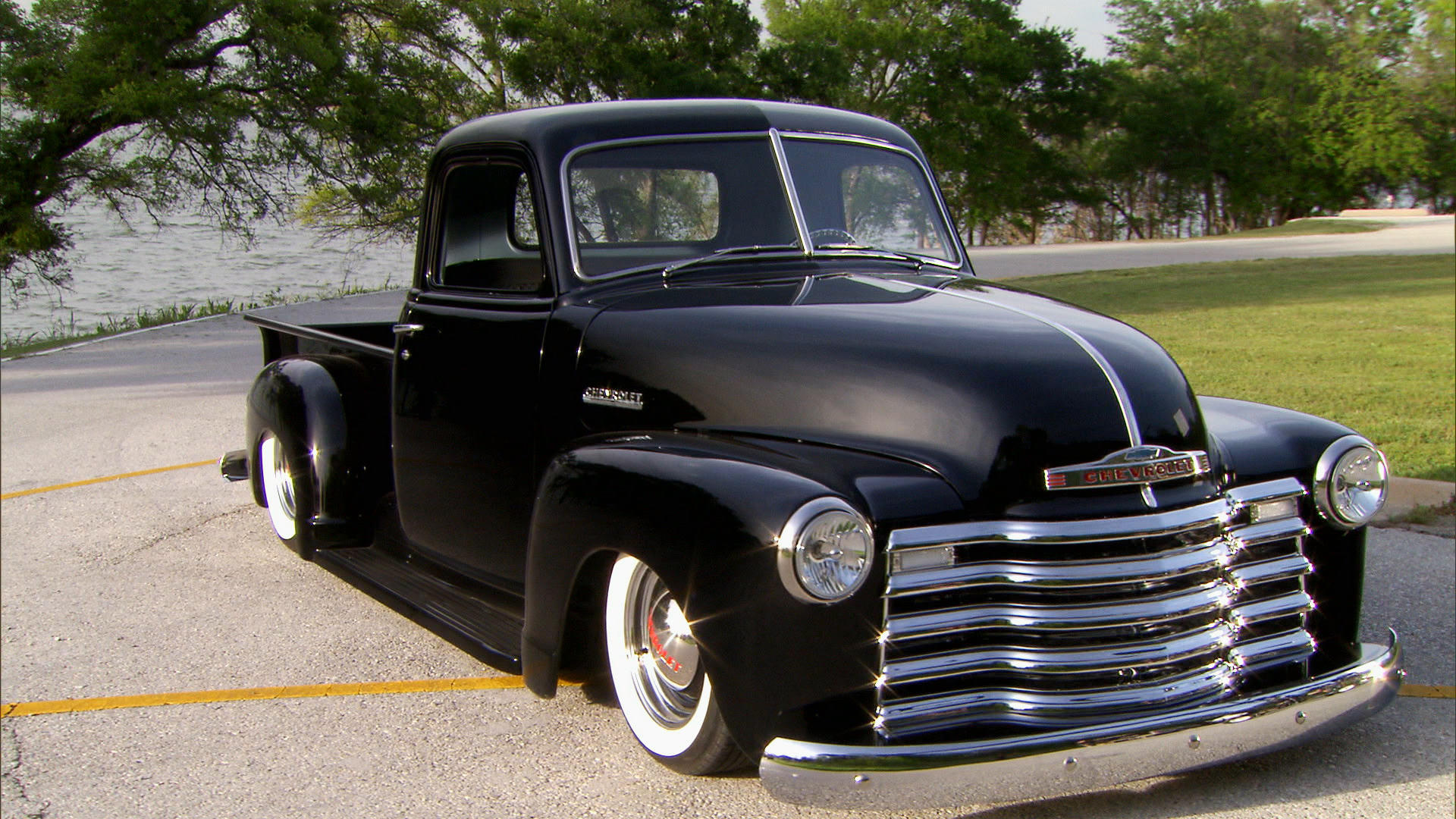 Fast And Loud Ford Truck