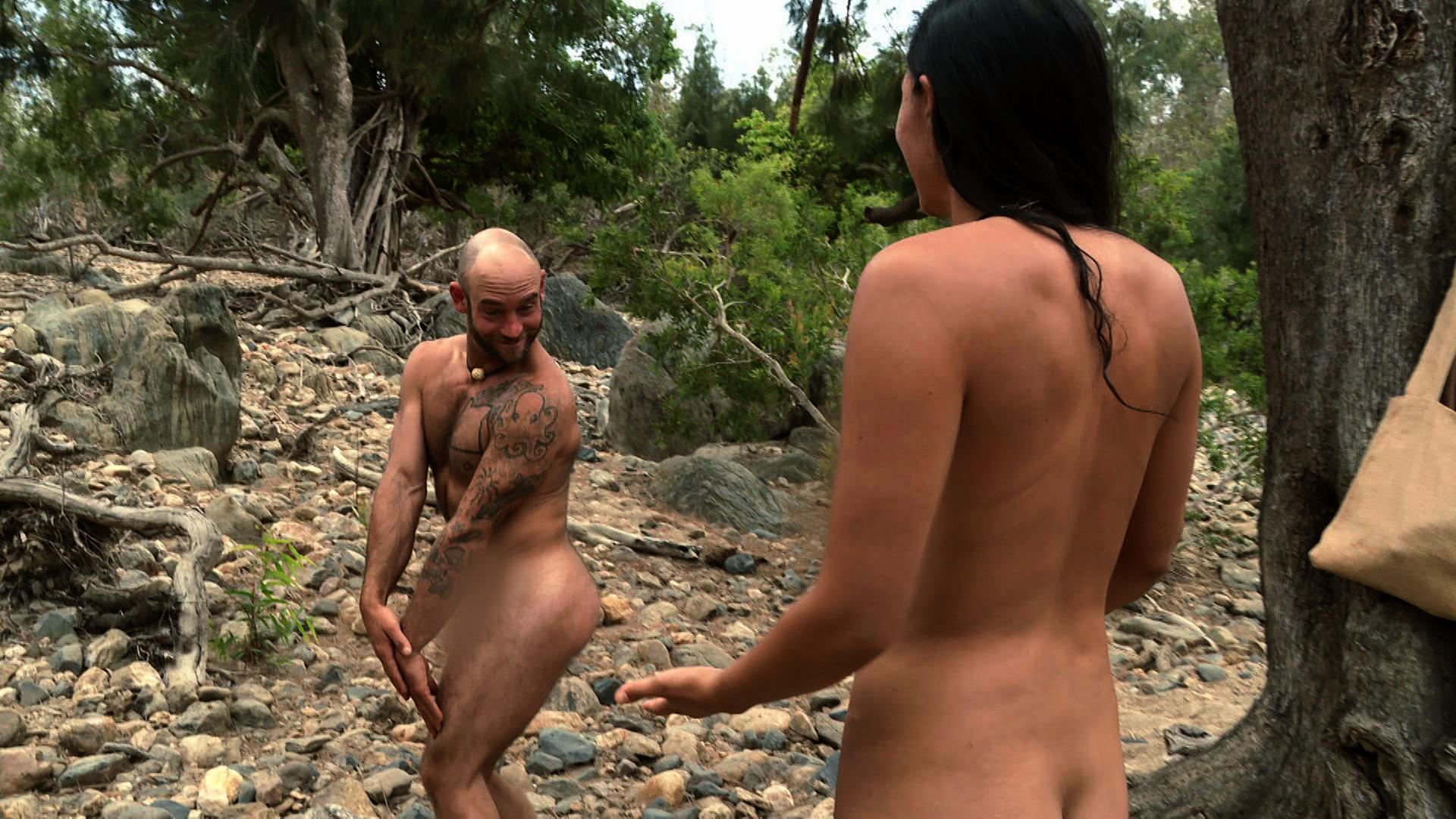 Variant Uncensored discovery channel naked talented