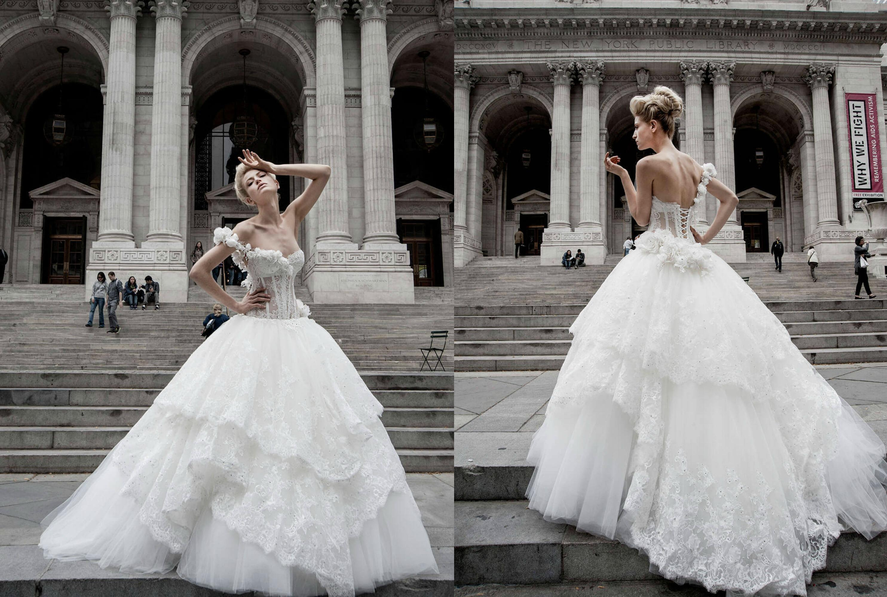 Pnina Tornai's Favorite Ball Gowns