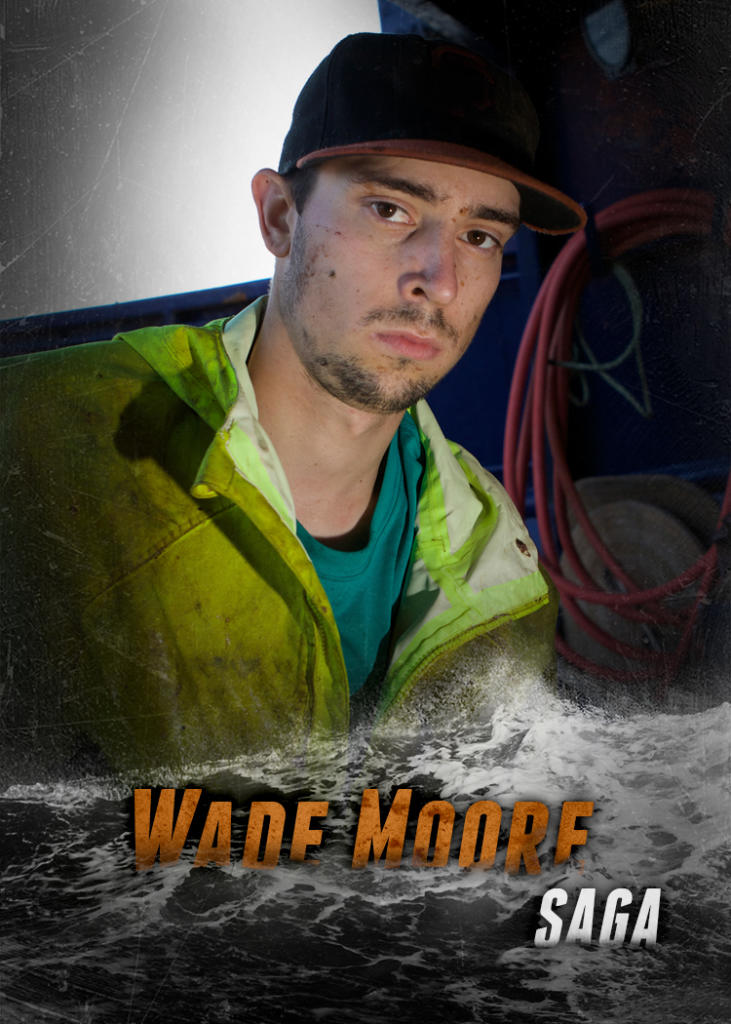Wade Moore Deadliest Catch Discovery