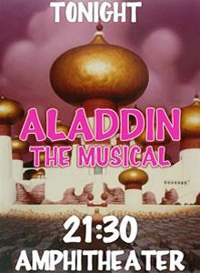 Aladdin by Revaz Eristavi