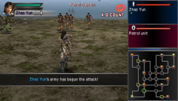 the warriors psp iso full game | Legacy Time