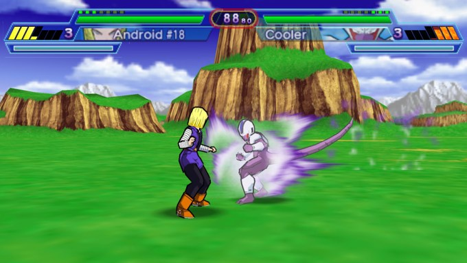 Ppsspp Gold Games Dragon Ball Z Shin Budokai 2 | Gameswalls org